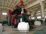 Strangpresßling-Blasformen-Maschinen-Plastikschlag, der Maschine herstellt