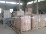 Envase sobre el suelo rectangular del tanque de agua de GRP (plástico reforzado fibra de vidrio)