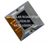 Solarstrecke-Bolzen-Strecke-Markierung