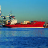 Consolideer de Dienst van de Logistiek door Gemakkelijke Scheepvaartmaatschappij wordt verleend die