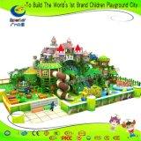 セリウムGSは森林高いスライドが付いているテーマの子供の運動場を証明した