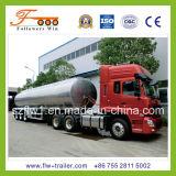 depósito de gasolina Semitrailer de 42000L 3axle Aluminum