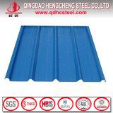 Hoja prepintada cubierta color del material para techos de PPGI