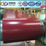 Высокое Quanlity Prepainted гальванизированной стальной катушки