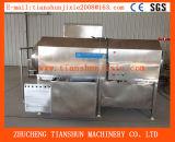 Máquina de lavar do cilindro para o Radish, gengibre, alface