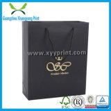 Sac de papier de mariage fait sur commande pour le cadeau avec le logo estampé