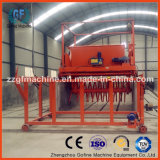 Groove Type Compost Turner for Fertilizer Plant