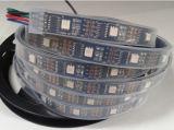 Ws2811 LED Streifen-video Musik-Effekt-adressierbarer c4bildpunkt-Streifen