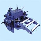 Máquina de alimentación barata para el material curvado anchura de 100m m