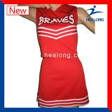 Формы Cheerleading команды Cheerwear женщин установленные