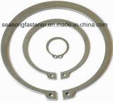 Grampo de retenção do aço inoxidável/anel de retenção externos (DIN471)