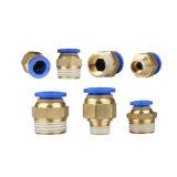Grossistes professionnels en 10 mm Connecteur pneumatique en métal