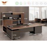 Пуща Fsc аттестовала Approved столом экзекьютива конструкции офисной мебели SGS оптовым деревянным шикарным