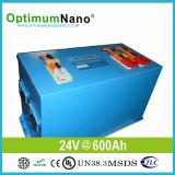 Leistung-Bank 24V 600ah Lithium Battery für Sonnensystem