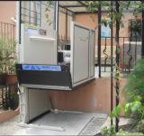De hydraulische Lift van het Platform van de Rolstoel voor Gehandicapten