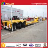 Reboque rodado Lowbed resistente do transportador de Machince