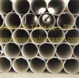 Conduttura calda dello schermo del tubo di filtrazione del collegare dell'acqua dell'acciaio inossidabile