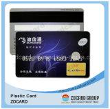 Tarjeta elegante sin contacto modificada para requisitos particulares de la impresión RFID NFC