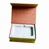 A caixa de empacotamento, impressão da caixa (OEM-BX010), forra a caixa de presente. Caixa de cartão