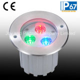 RGB 9W LED im Bodenlicht (82634)