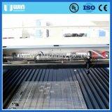 Laser-acrylsauerausschnitt des einfaches Geschäfts-hölzerner Glas-Lm6040e/Gravierfräsmaschine