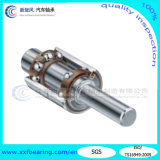 WB Series Water Pump Bearing com Double Row Raceway