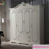 Armario del guardarropa del dormitorio y puerta del guardarropa