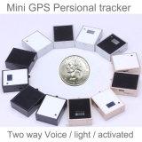 Mini voz do perseguidor do erro da G/M/do sensor do alarme espera clara por muito tempo