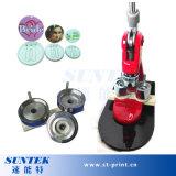 Máquina redonda do fabricante da tecla do emblema para fazer teclas do emblema de DIY