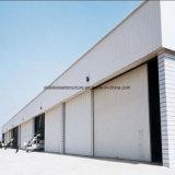 Het pre Gebouwde Pakhuis van de Bouw van de Structuur van het Staal voor de Hangaar van Vliegtuigen