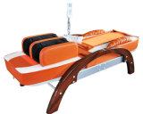 Vector/aire automáticos eléctricos del masaje del jade que exprime la base del masaje del Acupressure de la carrocería entera