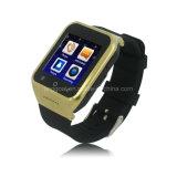 Карточка навигации SIM Smartwatch Bluetooth GPS Wristwatch франтовского вахты Android