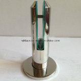 Morsetto di vetro dello zipolo dell'acciaio inossidabile, zipolo di recinzione di vetro (pezzo fuso di precisione)