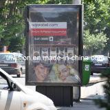 広告LEDスクローリングLightboxの屋外掲示板(TOP-SB13)