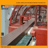 Linha de produção inteiramente automática máquina do tijolo de fatura de tijolo