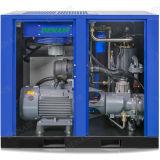 Compresseur d'air rotatoire stationnaire économiseur d'énergie de vis