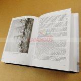 Романное книжное производство задней части бумаги книжного производства книга в твердой обложке