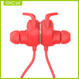 입체 음향 Muics를 가진 Qy12 Bluetooth 목걸이 헤드폰