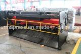 Резать CNC алюминиевого автомата для резки CNC QC12k-40X3200 гидровлический