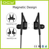 Qy13 fone de ouvido estéreo para Samsung e iPhone com fecho magnético