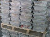 공장은 7440-36-0 안티모니 주괴를 공급한다