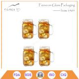 مجموعة من 4 زجاج يشرب أباريق مع مقبض