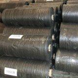 Cerca negra al por mayor del légamo de 75GSM PP en China