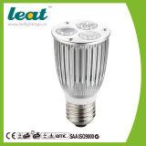 E27 9W het LEIDENE Licht van de Lamp