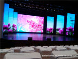 Pantalla del concierto LED, pared video del LED para las demostraciones y Evento