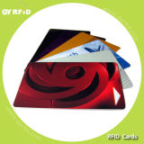 RFID Lf EM4100 EM4102 T5577 Hf Nfc S50 S70 Ultralight Icode Sli Smart Card in PVC