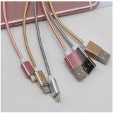 Кабель USB 2.0 кабеля USB цветастого микро- Braided кабеля USB магнитный