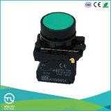 Interruttore a pulsante di Schioccare-Azione rotonda di plastica Xb4