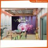ホーム装飾の油絵のためのデジタル印刷の壁画の花
