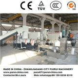 Plastiek die Pelletiserend Machine voor Gewassen HDPE LDPE Film recycleren